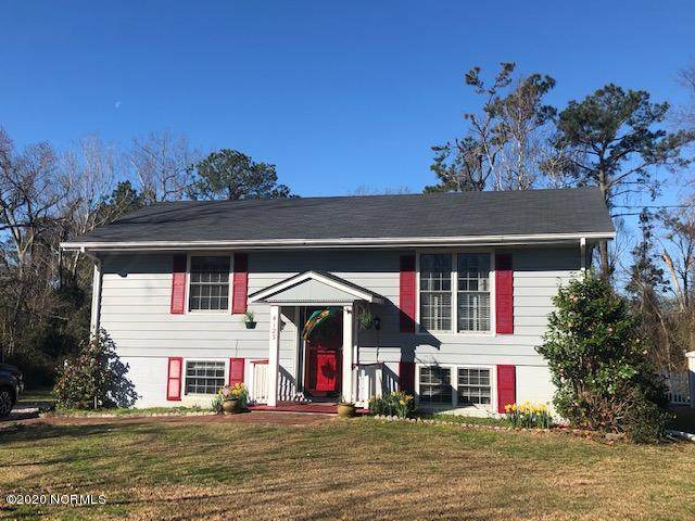 4123 Plantation Road, Morehead City, NC 28557 (MLS #100204649) :: Courtney Carter Homes