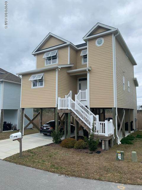 108 Salt Marsh Way, Atlantic Beach, NC 28512 (MLS #100204725) :: Courtney Carter Homes