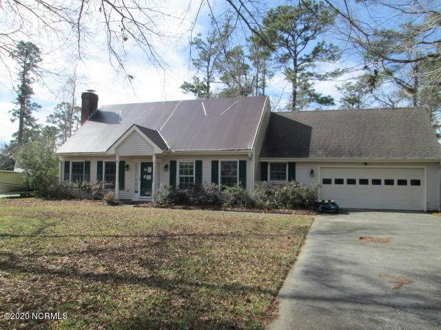 1605 Chip Shot Drive, Morehead City, NC 28557 (MLS #100205094) :: RE/MAX Elite Realty Group