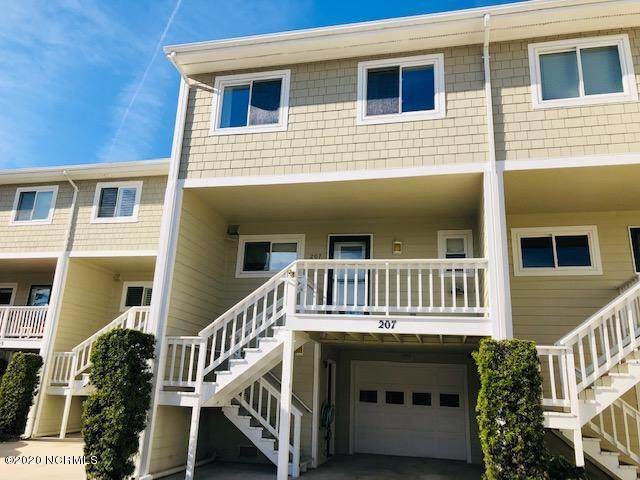 207 Lees Cut, Wrightsville Beach, NC 28480 (MLS #100205161) :: The Chris Luther Team