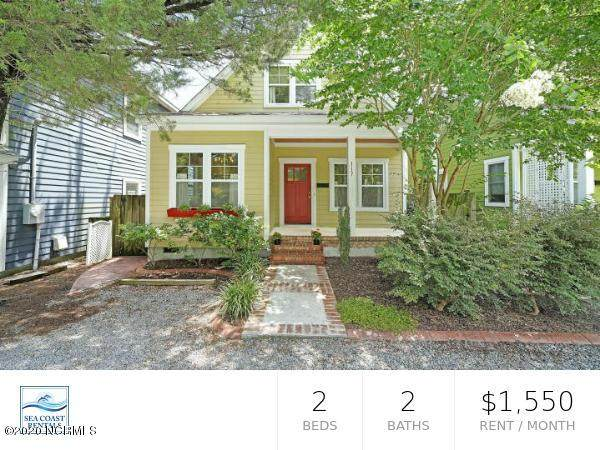 117 St. James Street, Wilmington, NC 28401 (MLS #100205178) :: The Chris Luther Team