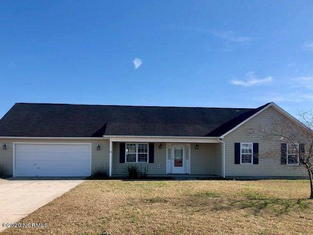128 Annie Road, Richlands, NC 28574 (MLS #100205180) :: Vance Young and Associates