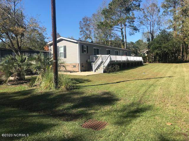 231 Magnolia Drive, Sunset Beach, NC 28468 (MLS #100205496) :: Vance Young and Associates