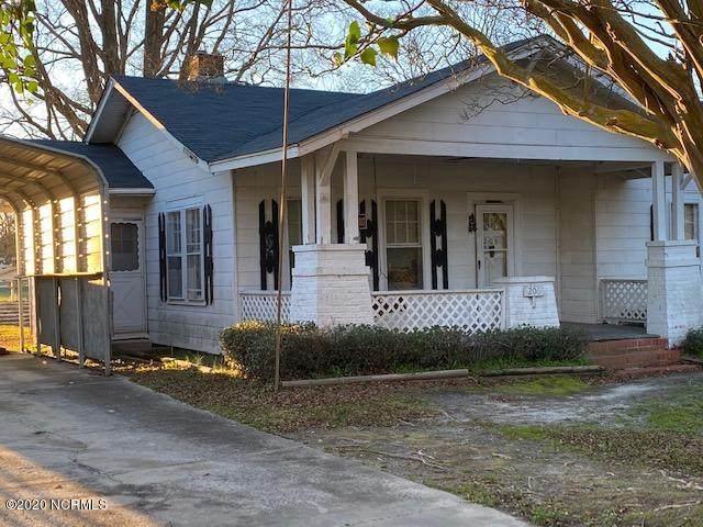206 Park Drive, Roseboro, NC 28382 (MLS #100205523) :: Courtney Carter Homes