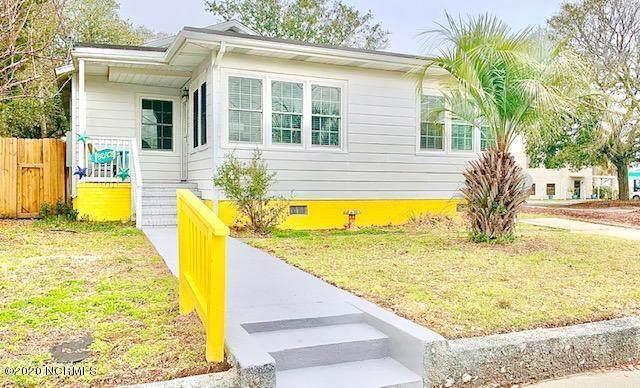 204 Lumberton Avenue, Carolina Beach, NC 28428 (MLS #100205533) :: RE/MAX Essential