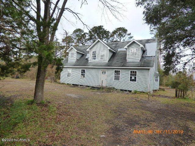 165 Piney Grove Baptist Church Road, Swansboro, NC 28584 (MLS #100205738) :: Coldwell Banker Sea Coast Advantage