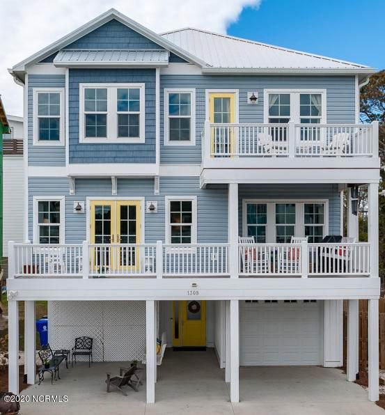 1308 Swordfish Lane, Carolina Beach, NC 28428 (MLS #100205805) :: David Cummings Real Estate Team