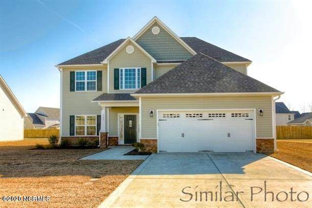 203 Knightheads Drive, Swansboro, NC 28584 (MLS #100206232) :: RE/MAX Elite Realty Group