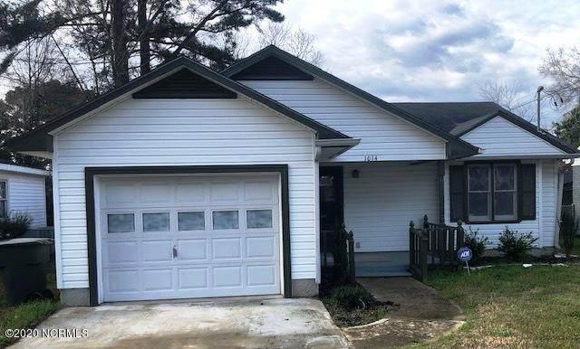 1014 Faison Street E, Wilson, NC 27893 (MLS #100207436) :: Frost Real Estate Team