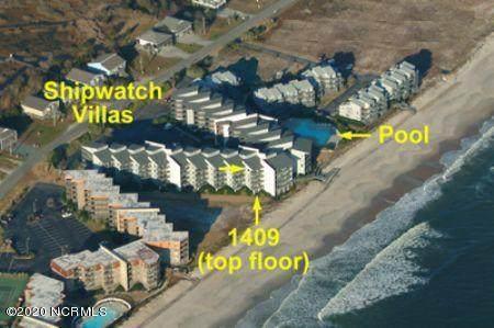 1896 New River Inlet Road #1409, North Topsail Beach, NC 28460 (MLS #100207465) :: The Bob Williams Team