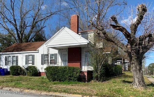 110 S Jarvis Street, Greenville, NC 27858 (MLS #100207851) :: Berkshire Hathaway HomeServices Prime Properties