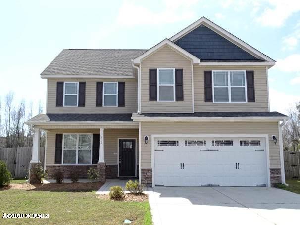 309 Catamaran Road, Swansboro, NC 28584 (MLS #100209964) :: Barefoot-Chandler & Associates LLC