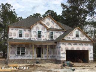 228 Egret Point Drive, Sneads Ferry, NC 28460 (MLS #100211172) :: The Oceanaire Realty