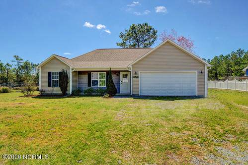 354 Folkstone Road, Holly Ridge, NC 28445 (MLS #100211337) :: Vance Young and Associates