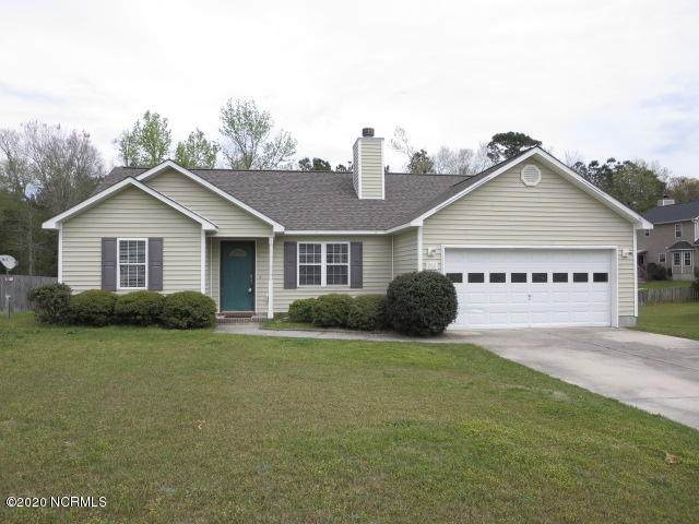 202 Smallberry Court, Sneads Ferry, NC 28460 (MLS #100211887) :: RE/MAX Elite Realty Group