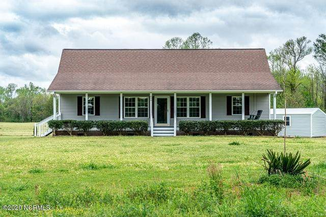 894 Cypress Creek Road, Richlands, NC 28574 (MLS #100212240) :: Destination Realty Corp.