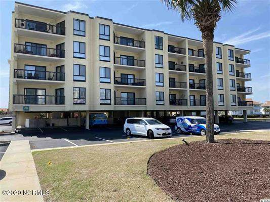 1915 N Ocean Boulevard A-105, North Myrtle Beach, SC 29582 (MLS #100212457) :: The Keith Beatty Team