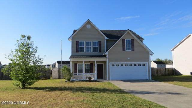 101 Woods Run Circle, Richlands, NC 28574 (MLS #100212506) :: Berkshire Hathaway HomeServices Hometown, REALTORS®