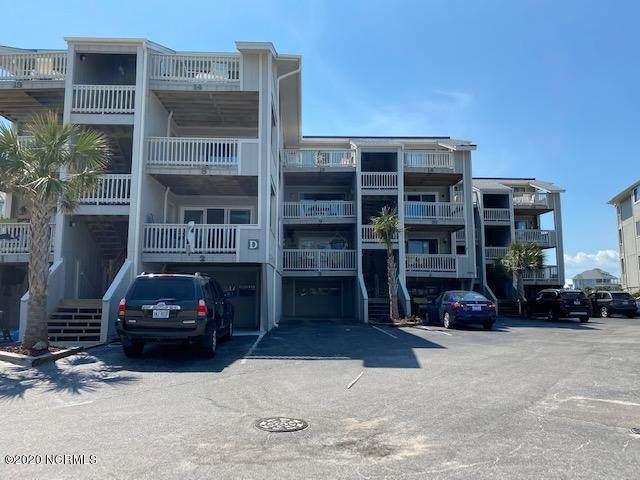 1801 Canal Drive 17D, Carolina Beach, NC 28428 (MLS #100212535) :: The Keith Beatty Team