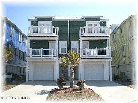 1002 N Fort Fisher Boulevard A&B, Kure Beach, NC 28449 (MLS #100212771) :: Carolina Elite Properties LHR