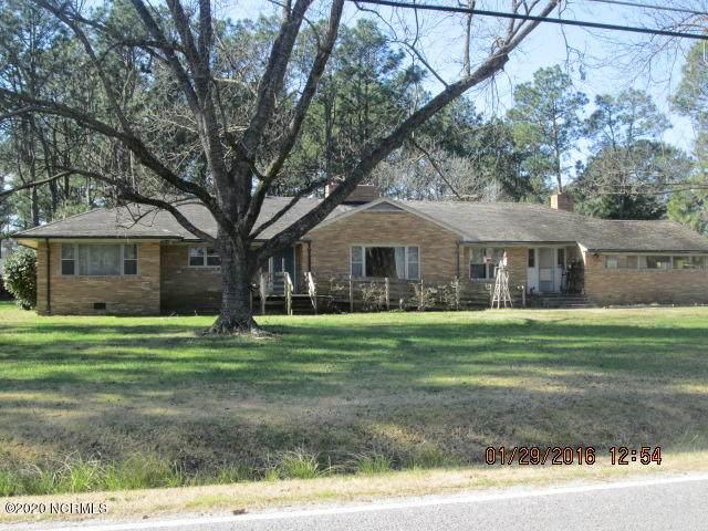 607 W Nash Street, Elm City, NC 27822 (MLS #100212909) :: Destination Realty Corp.
