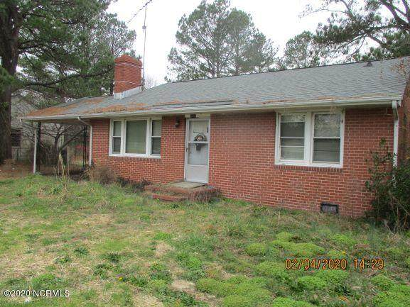 3444 S Wesleyan Boulevard, Rocky Mount, NC 27803 (MLS #100214168) :: The Keith Beatty Team