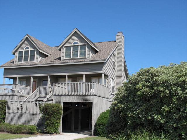 2123 B Inlet Avenue, Topsail Beach, NC 28445 (MLS #100214681) :: The Oceanaire Realty