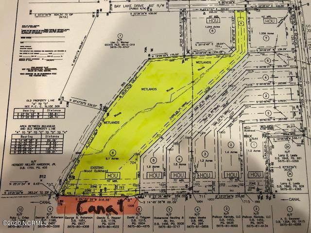 79 Bay Lake Drive, Chocowinity, NC 27817 (MLS #100215352) :: RE/MAX Elite Realty Group