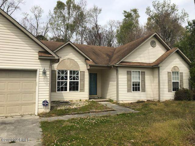206 Hayden Place, Jacksonville, NC 28540 (MLS #100215830) :: Stancill Realty Group