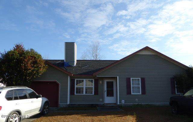 102 Ervin Court, Jacksonville, NC 28546 (MLS #100215840) :: Stancill Realty Group
