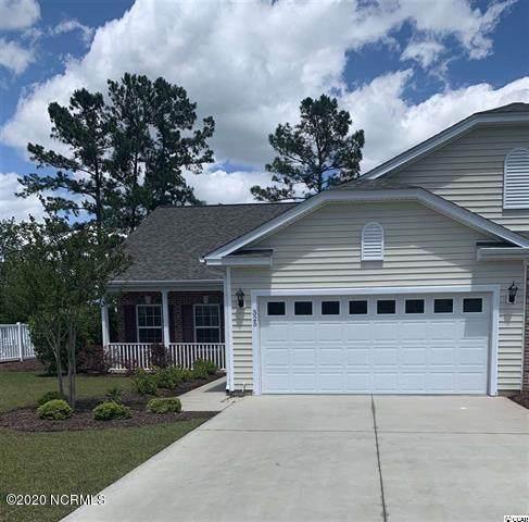 325 Deerfield Links Drive, Surfside Beach, SC 29575 (MLS #100216230) :: Courtney Carter Homes