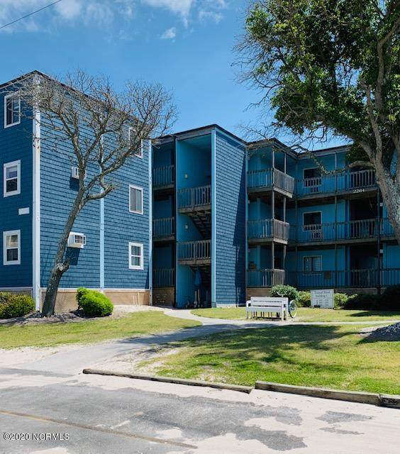 2264 New River Inlet Road #206, North Topsail Beach, NC 28460 (MLS #100217527) :: The Keith Beatty Team