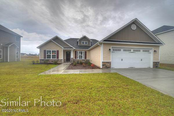 447 Worsley Way, Jacksonville, NC 28546 (MLS #100218069) :: RE/MAX Elite Realty Group