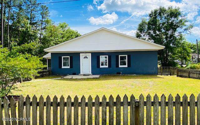 643 Chatham Street, Newport, NC 28570 (MLS #100218318) :: Courtney Carter Homes