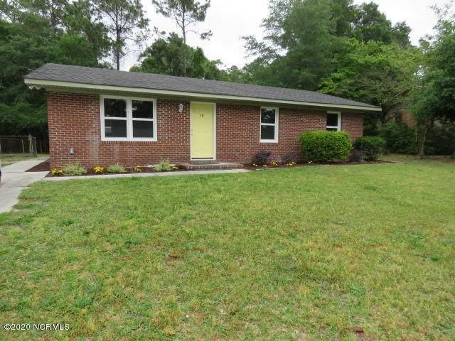 18 Hampton Drive, Castle Hayne, NC 28429 (MLS #100218353) :: CENTURY 21 Sweyer & Associates