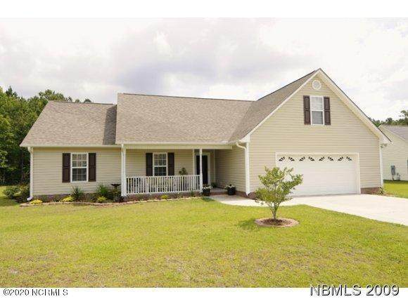 119 Secretariat Drive, Havelock, NC 28532 (MLS #100218395) :: Barefoot-Chandler & Associates LLC