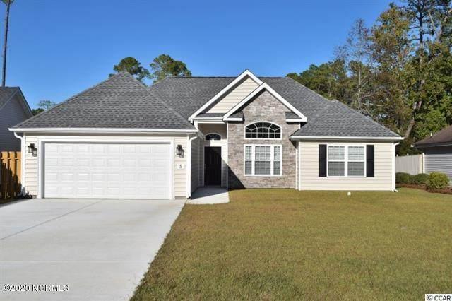 5 Court 10 Northwest Drive, Carolina Shores, NC 28467 (MLS #100218467) :: Coldwell Banker Sea Coast Advantage