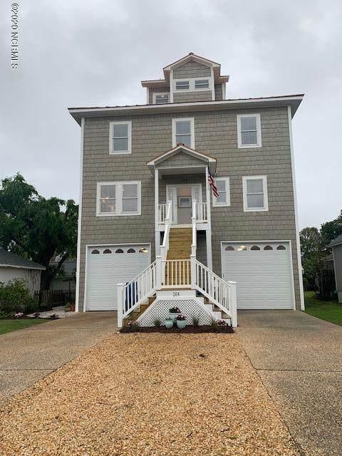 204 S 18th Street, Morehead City, NC 28557 (MLS #100218655) :: Coldwell Banker Sea Coast Advantage