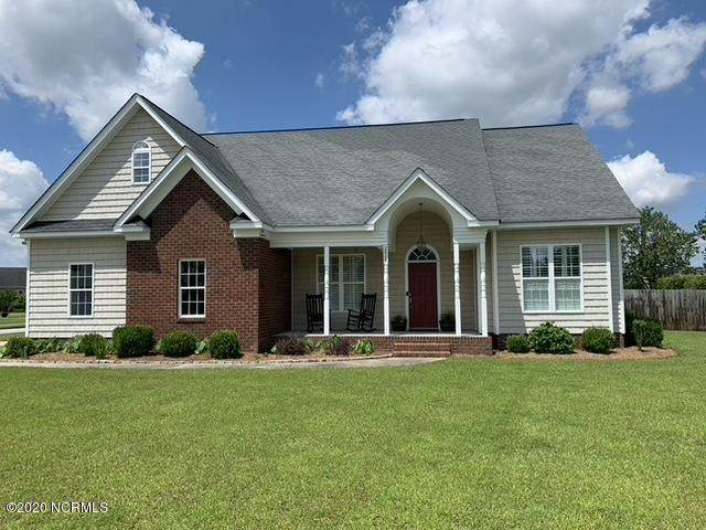 2808 Laurie Meadows Way, Winterville, NC 28590 (MLS #100218835) :: Vance Young and Associates