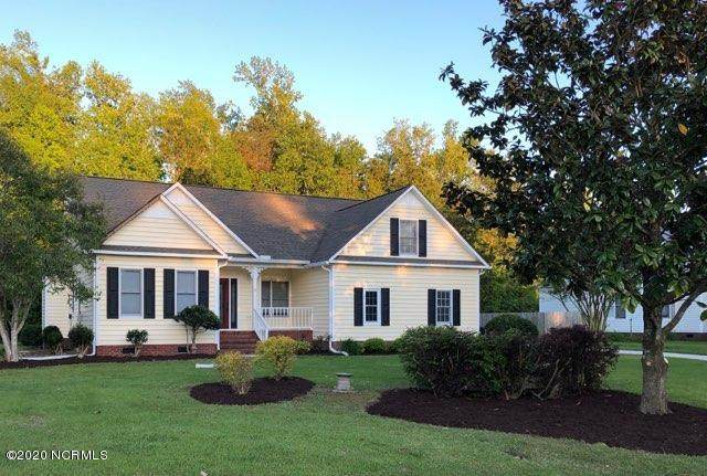 111 River Bluffs Drive, New Bern, NC 28560 (MLS #100218905) :: RE/MAX Elite Realty Group