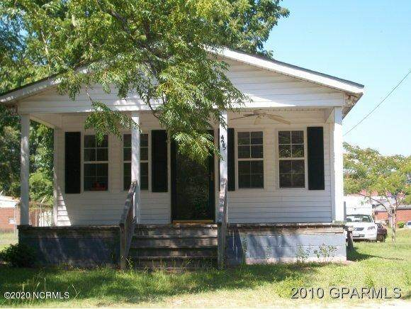 425 Main Street, Grifton, NC 28530 (MLS #100219057) :: Liz Freeman Team