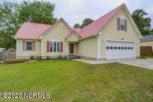 206 Red Berry Drive, Richlands, NC 28574 (MLS #100219386) :: Courtney Carter Homes