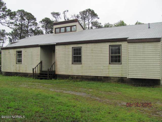 1294 Old Cedar Island Road, Atlantic, NC 28511 (MLS #100219446) :: Barefoot-Chandler & Associates LLC