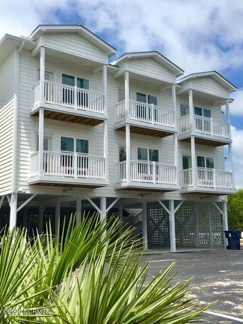 704 E Moore Street #203, Southport, NC 28461 (MLS #100219512) :: SC Beach Real Estate