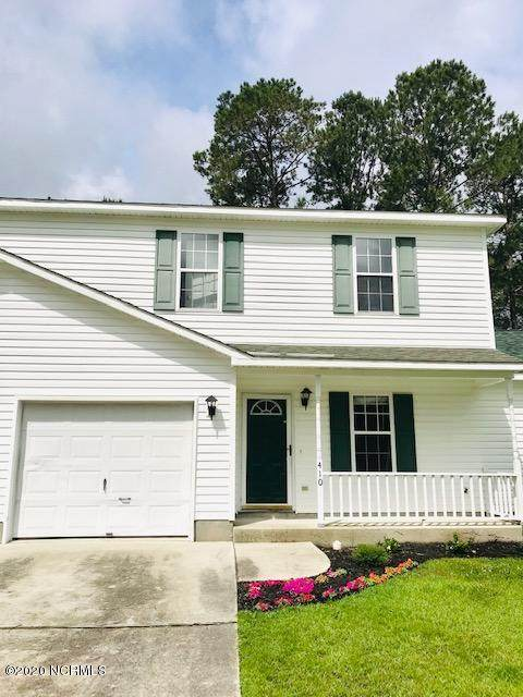 410 Winners Circle N, Jacksonville, NC 28546 (MLS #100219584) :: Courtney Carter Homes