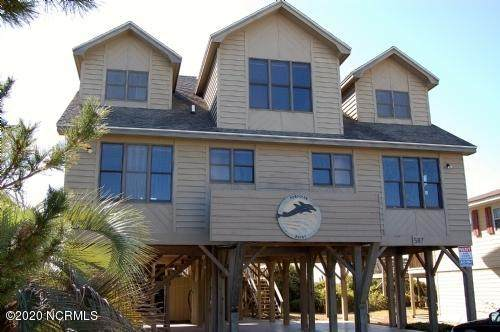 587 Ocean Boulevard W, Holden Beach, NC 28462 (MLS #100219709) :: SC Beach Real Estate