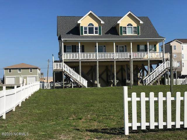 255 Seashore Drive, North Topsail Beach, NC 28460 (MLS #100220089) :: Lynda Haraway Group Real Estate