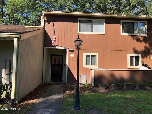 69 Quarterdeck Townes, New Bern, NC 28562 (MLS #100220123) :: Castro Real Estate Team