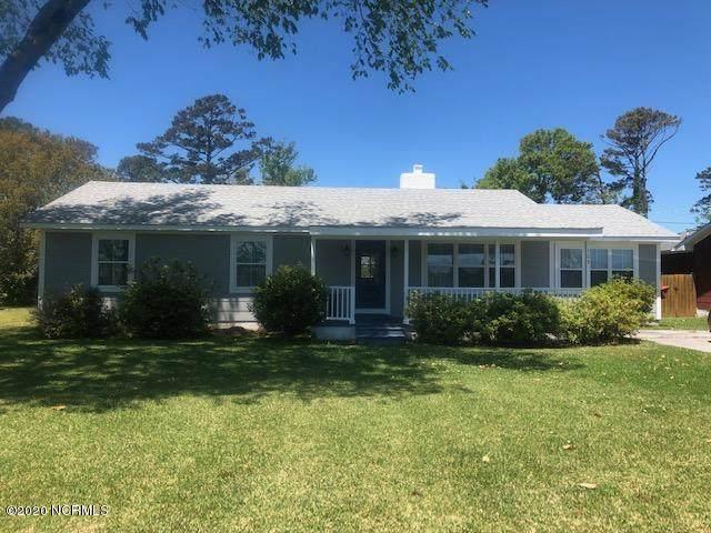 105 Crescent Drive, Beaufort, NC 28516 (MLS #100220728) :: CENTURY 21 Sweyer & Associates