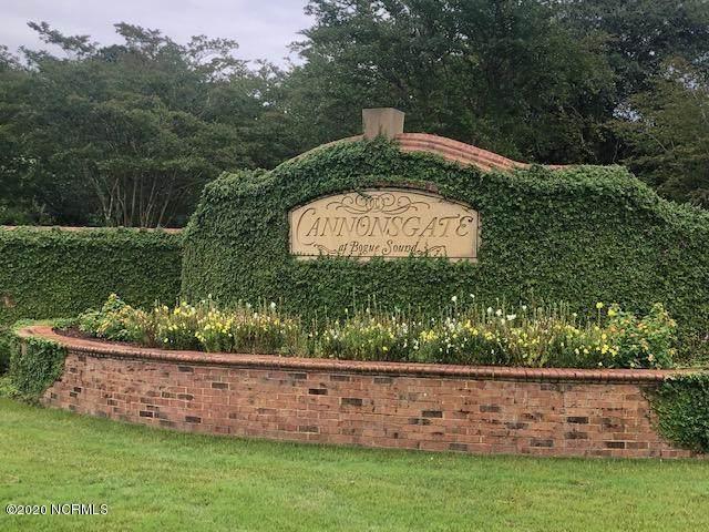 630 Cannonsgate Drive, Newport, NC 28570 (MLS #100221730) :: Coldwell Banker Sea Coast Advantage
